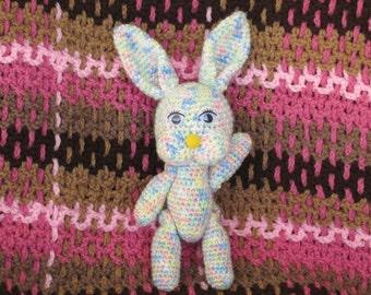 Binky Bunny Amigurumi
