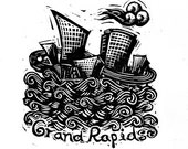 Grand Rapids print downto...