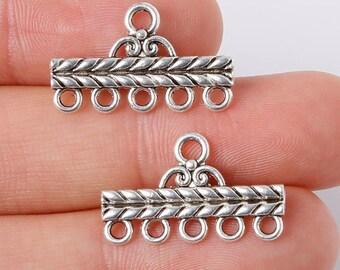 Gold Butterfly With Rhinestone Crystal Handbag Key Ring Chain Keychain B39