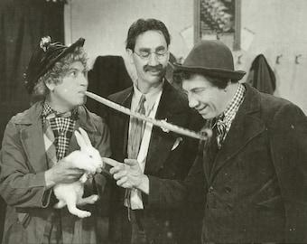 The Marx Brothers 4x6 Postcard