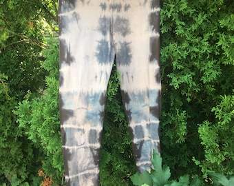 Hand Dyed ORGANIC cotton made in the USA
