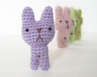 My Tiny Bunny - Amigurumi Pattern