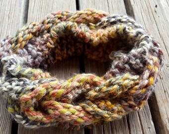 Braided Knit Head Band