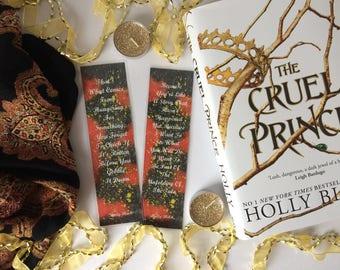 Thr Cruel Prince By Holly Black