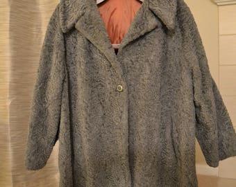 Roamans Faux Fur Coats