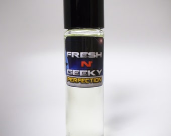 Perfection - Inspired by Miranda from Mass Effect -      Roll on Perfume