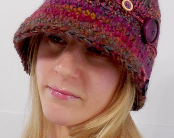 CHACOC Cloche Hat