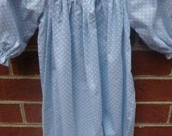 Baby boy daygown