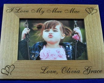 Gift For New Parents ~ Baby Frame ~ Custom Frames ~ New Baby Gift ~ Picture Frames ~ Frames For Baby ~ Gift For Mom ~ Gift For Dad ~ Grandma