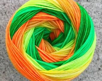 Self Striping Sock Yarn - Trifolium
