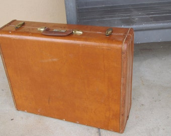 Vintage Samsonite Streamlite Suitcase