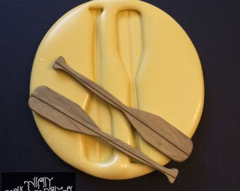 Paddle Silicone Mold