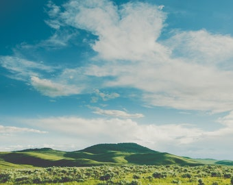 """landscape wall art, landscape photography, large art, large wall art, landscape prints, large landscape wall art - """"Endless Days and Skies"""""""