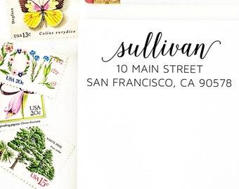 Custom Return Address Stamp - Self Inking Address Stamp