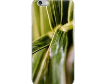 Green Plant | iPhone Case
