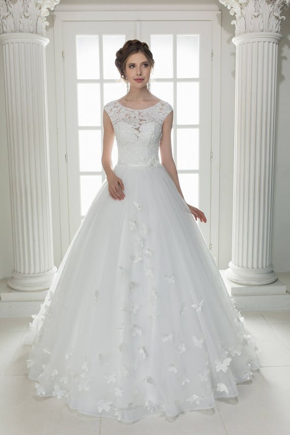 Wedding Dress Hochzeitskleid Brautkleid STEPHANIE