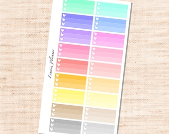 Checkbox (matte planner sticker for Personal Planners)