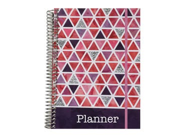 2018 Planner  |  Monthly Planner | 2018-2019 Monthly Planner | Personalized Planner | Yearly Planner