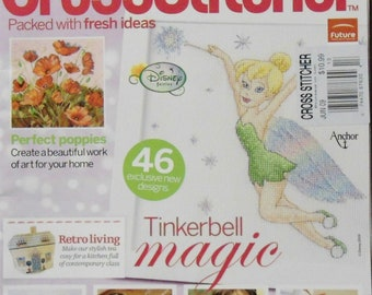 Britain's No. 1 Cross Stitcher Magazine June 2009 Issue 213