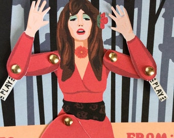 Movers and Shakers - Kate Bush