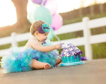 Birthday Tutu Skirt | Baby Tutu
