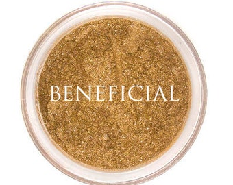 GILDED - Eyeshadow Mineral Makeup - Eye Color Natural Vegan Minerals