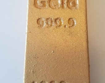 Gold Brick Bath Bomb