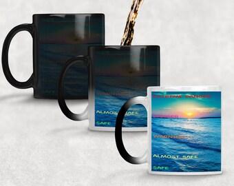 Morning Coffee Mug - Safety