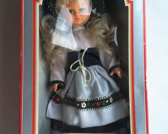 1982 Dolls of All Nations ~ Germany ~ Doll in Pristine Condition in Original Box