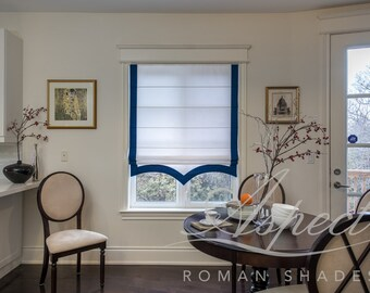 Roman Shades Designer Favorites Flat Roman