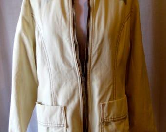 Vintage Late 1940s Ladies Sports Jacket