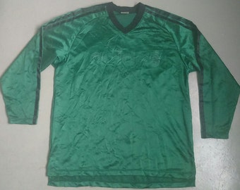 Hot Sale, Rare Vintage adidas Jersey Long Sleeve Size L