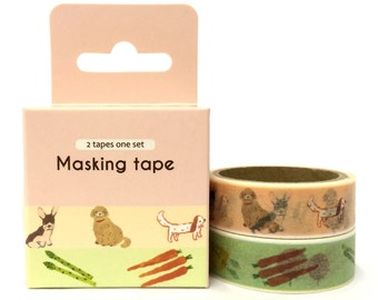 Childhood 2pc Set Washi Tape (4.9m x 2) ST14730