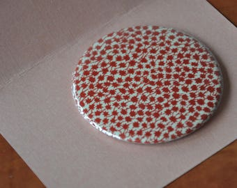 Magnet Liberty Marco rouge 59 mm (MAG6)