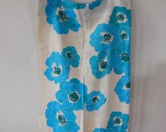 Scandinavian Vintage Fabric Decorative Fabric Curtain Retro Fabric Textile, 1970-s