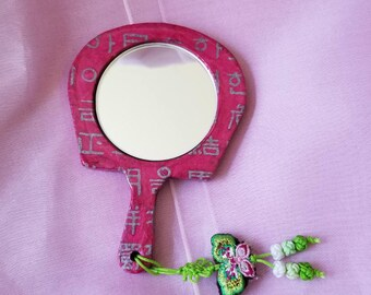PSB-G03: Pink Characters Mirror