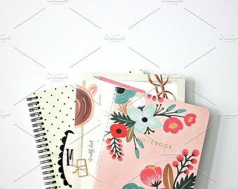 Styled Stock Photo | Stacked Stationery | Blog stock photo, stock image, stock photography, blog photography