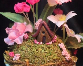 Cate (Tea Cup Fairy Garden)