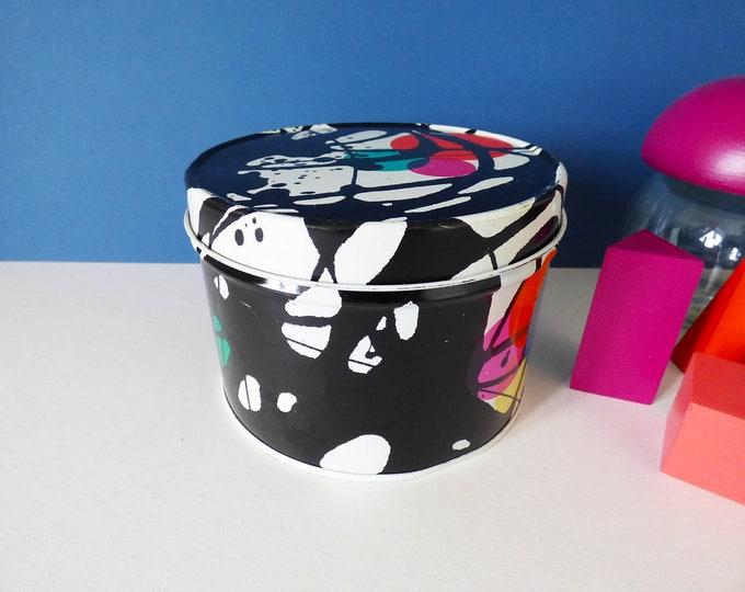 Danish vintage Ice cream tin