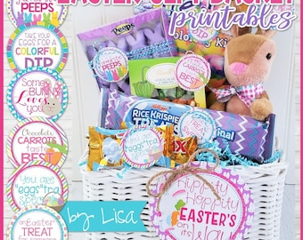 Religious easter basket gift tags christian easter gifts easter basket gift tags easter gifts easter basket stuffers easter cards tags negle Image collections