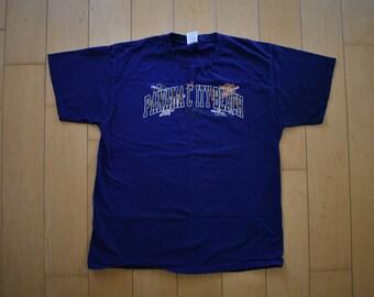 Vintage TShirt Panama City Beach Tee Souvenir Tshirt