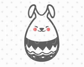 Bunny Easter svg Easter svg Bunny svg Easter Egg SVG Bunny Easter svg file Easter dxf eps svg Easter svg Easter egg svg Happy Easter svg Egg