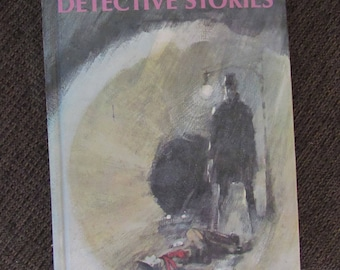 Seven Great Detective Stories 1968 Whitman Classics Free Shipping