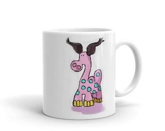 PinkFing Mug
