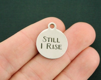 Excellent And still i rise | Etsy MW76