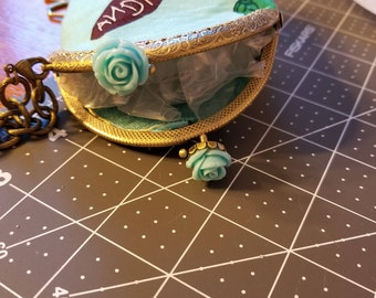 Toy Story Inspired (or any fabric) Wristlet Coin Purse Pouch