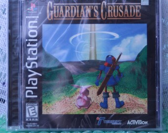 Guardian's Crusade - Playstation - Factory Sealed