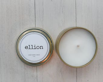 signature ellion travel candle - 6 oz.
