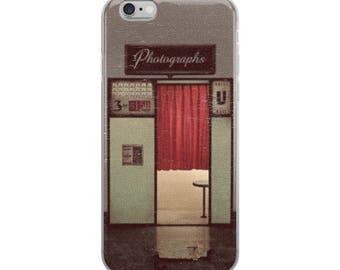 Retro Photobooth iPhone Case