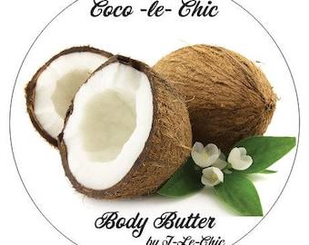 Coco-le-Chic lotion 2 oz